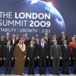 G20 de Londres - Photo Pres Gobierno Espana