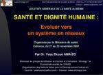 LES ETATS GÉNÉRAUX DE LA SANTÉ AU BENIN