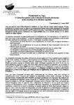Communiqué de l'Association Survie : Présidentielle au Togo : L'Union Européenne prise à témoin des fraudes électorales et des exactions de la dictature togolaise