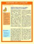 UEMOA et lutte contre la corruption : Appel au civisme ou à la délation ?