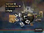 Brochure : Grand meeting de l'afrocentricité et du panafricanisme