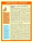 Burkina Faso : amnistie ou impunité pour le Président