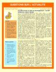 Les APE freinent le droit au développement : les ACP conscients, restent divisés
