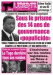 Liberté Togo n°2928